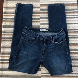 Levi's Mid Rise Skinny Jeans Size 6